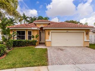 Single Family for sale in 13491 SW 26th St, Miramar, FL, 33027