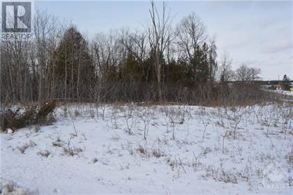 Vacant Land for sale in 85 CARDEVCO ROAD, Ottawa, Ontario, K0A1L0
