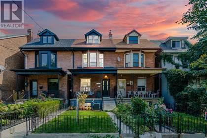 Single Family for sale in 161 1/2 GLADSTONE  AVE 12, Toronto, Ontario, M6J3L3