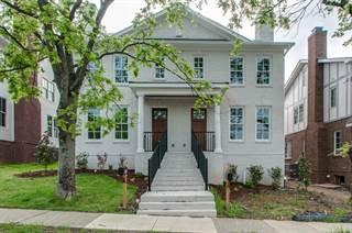 Townhouse for sale in 2116A Natchez Trce, Nashville, TN, 37212