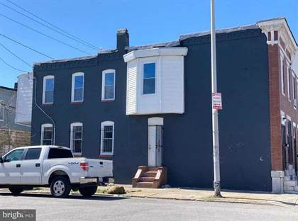 Residential Property for sale in 2939 E MONUMENT STREET, Baltimore City, MD, 21205