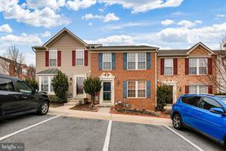 Townhouse for sale in 7094 MAIDEN POINT PLACE 22, Elkridge, MD, 21075