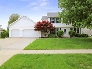 Single Family for sale in 2804 Park Ridge Road, Bloomington, IL, 61704