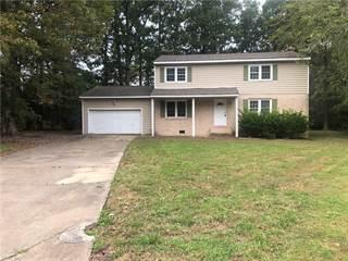 Single Family for sale in 501 King Arthur Drive, Virginia Beach, VA, 23464