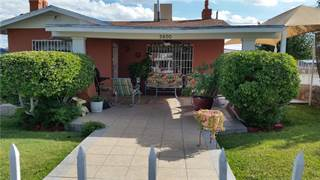 Residential Property for sale in 3800 Morehead Avenue, El Paso, TX, 79930