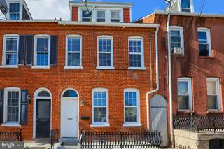 Townhouse for sale in 549 W VINE STREET, Lancaster, PA, 17603