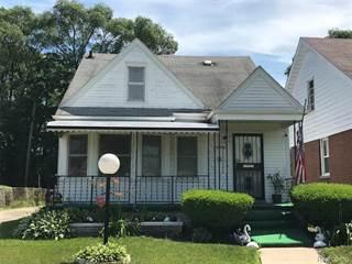 Single Family for sale in 18598 ORLEANS Street, Detroit, MI, 48203