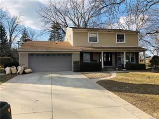 Single Family for sale in 5058 SHORELINE Boulevard, Waterford, MI, 48329