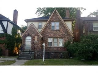 Single Family for sale in 18631 SANTA ROSA Drive, Detroit, MI, 48221