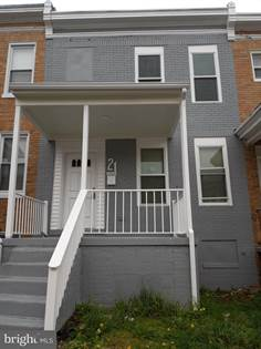 Residential Property for sale in 21 N ABINGTON AVENUE, Baltimore City, MD, 21229