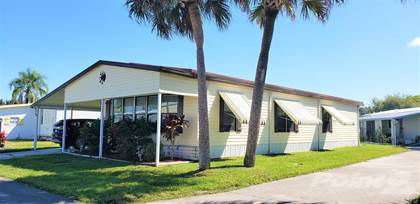 Residential Property for sale in 7000 20TH ST, LOT #723, Vero Beach, FL, 32966