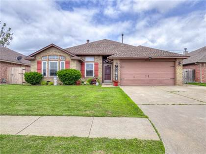 Residential for sale in 8525 Curtis Terrace, Oklahoma City, OK, 73132