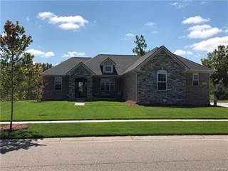 Single Family for sale in 1287 Glass Lake Circle, Oxford, MI, 48371