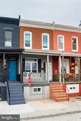 Townhouse for sale in 2725 ATKINSON AVE, Baltimore City, MD, 21211