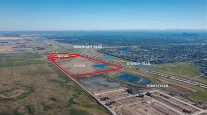 Vacant Land for sale in 8111 64 Avenue NE, Calgary, Alberta, T3N1B5