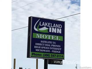 Hotel for sale in Jet Highway 9 & 49, Preeceville, Saskatchewan
