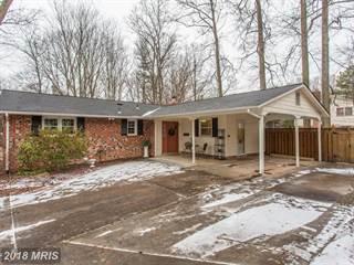 Single Family for sale in 10307 NANTUCKET CT, Fairfax, VA, 22032