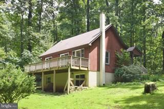 Single Family for sale in 49 OLD LOG ROAD, Linden, VA, 22642
