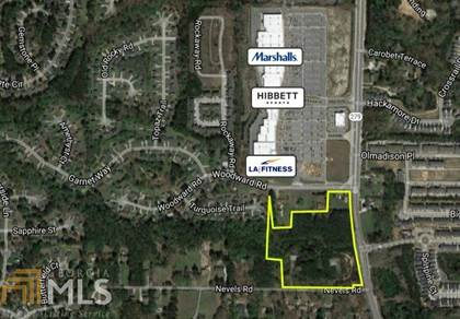 Lots And Land for sale in 6465 Old National Hwy, Atlanta, GA, 30349