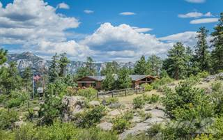 Residential Property for sale in 1352 Riverside Lane, Estes Park, CO, 80517