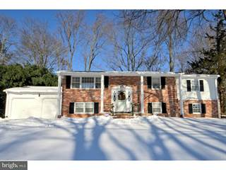 Single Family for sale in 18 MERION PLACE, Lawrenceville, NJ, 08648