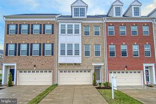 Townhouse for sale in 4115 WINDING WATERS TERRACE, Upper Marlboro, MD, 20772