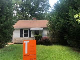 Single Family for sale in 1509 ELLEBY Road SE, Atlanta, GA, 30315