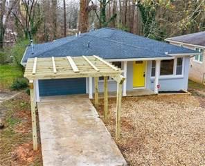 Single Family for sale in 713 Church Street NW, Atlanta, GA, 30318