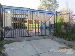 Land for sale in 14143 mack, Detroit, MI, 48215