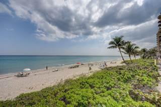 Condo for sale in 3301 S Ocean Boulevard 605, Highland Beach, FL, 33487