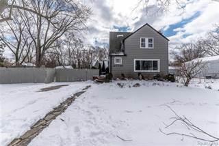 Single Family for sale in 27735 LONG Street, Livonia, MI, 48152