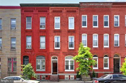 Residential for sale in 1628 N CALVERT STREET, Baltimore City, MD, 21202