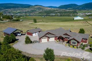 Farm And Agriculture for sale in 6325 Old Kamloops Road, Vernon, British Columbia