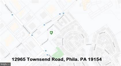 Lots And Land for sale in 12965 TOWNSEND ROAD, Philadelphia, PA, 19154