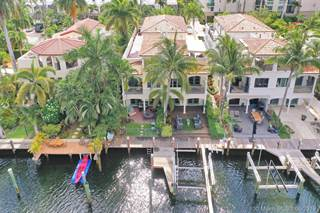 Townhouse for sale in 413 Hendricks Isle 413, Fort Lauderdale, FL, 33301