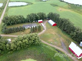 Farm And Agriculture for sale in SE 16-17-20w; Sandy Lake quarter section farm, Harrison, Manitoba
