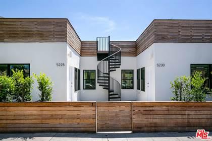 Multifamily for sale in 5228 De Longpre Ave, Los Angeles, CA, 90027