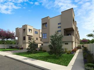 Townhouse for sale in 4460 Ocean View Blvd 7, San Diego, CA, 92113