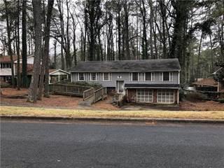 Single Family for sale in 2677 The Fontainebleau SW, Atlanta, GA, 30331