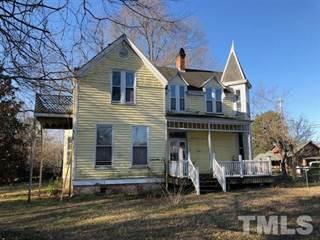 Single Family for sale in 164 N Clark Street, Henderson, NC, 27536