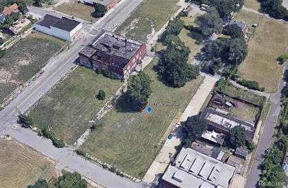 Lots And Land for sale in 8035 W JEFFERSON, Detroit, MI, 48209