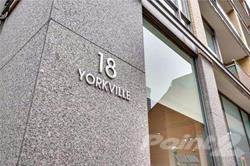Condominium for rent in 18 Yorkville Avenue, Toronto, Ontario, M4W 1L4