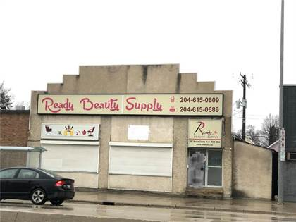 Retail Property for sale in 887 Notre Dame AVE, Winnipeg, Manitoba, R3E0M4