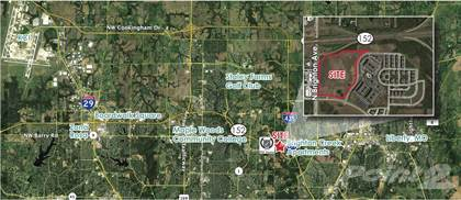 Land for sale in SEC 152 HWY & N Brighton Ave., Kansas City, MO, 64119