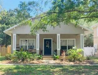 Single Family for sale in 311 E BROAD STREET, Tampa, FL, 33604