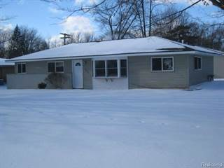 Single Family for sale in 6634 WILLIAMS LAKE Road, Waterford, MI, 48329