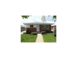 Single Family for rent in 18547 HILLCREST Street, Livonia, MI, 48152