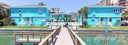 Single Family for sale in 483 E SHORE DRIVE D-4, Clearwater, FL, 33767