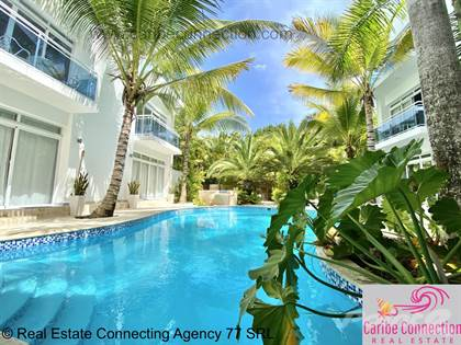 Condominium for rent in MODERN AND LOVELY CONDO IN WALKING DISTANCE TO THE BEACH, Cabarete, Puerto Plata