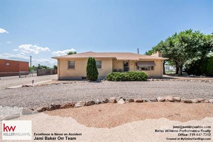 Residential Property for sale in 131 Baxter Rd, Pueblo, CO, 81006